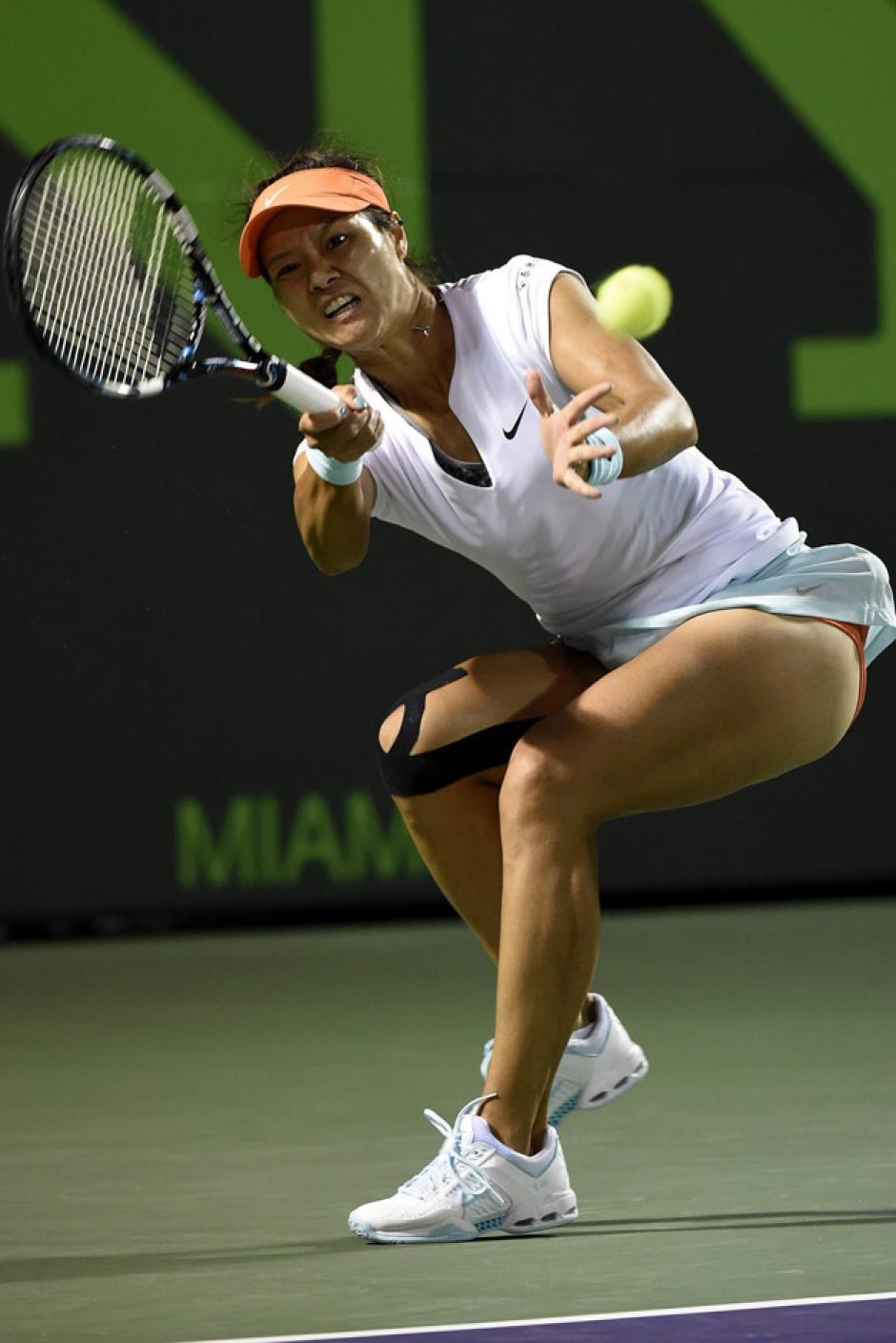 La china Na Li se encuentra en un muy buen momento en su carrera. (Foto: EFE)