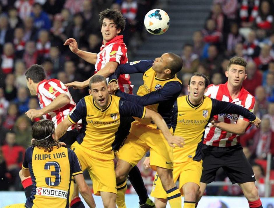 Gol de Koke, Atlético de Madrid