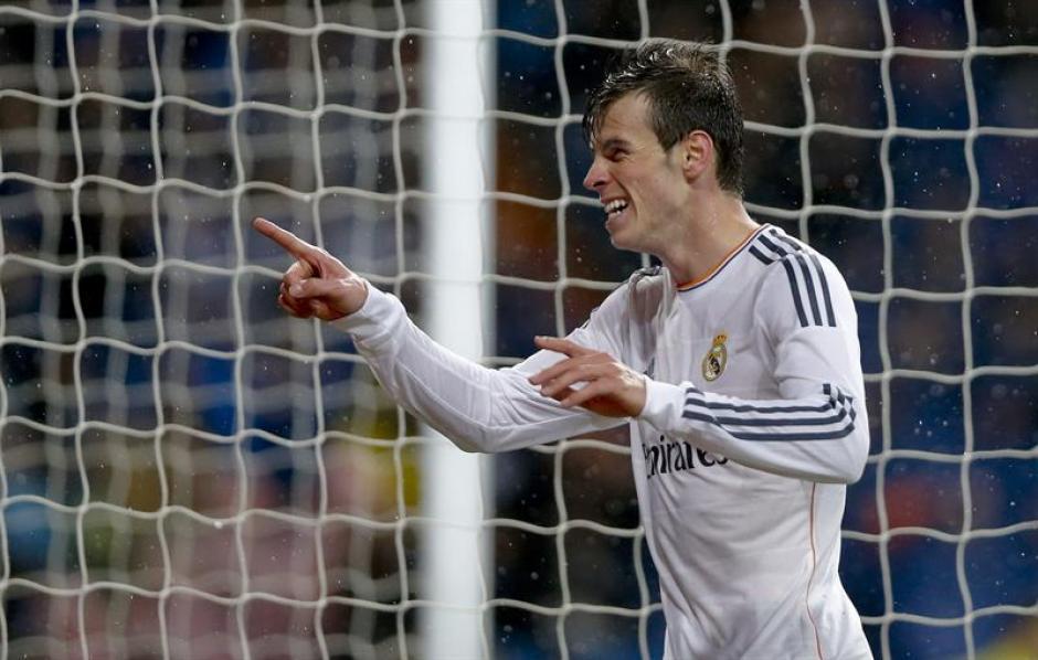 El galés Gareth Bale marcó un doblete para el Real Madrid sobre el Rayo Vallecano. (Foto: EFE)