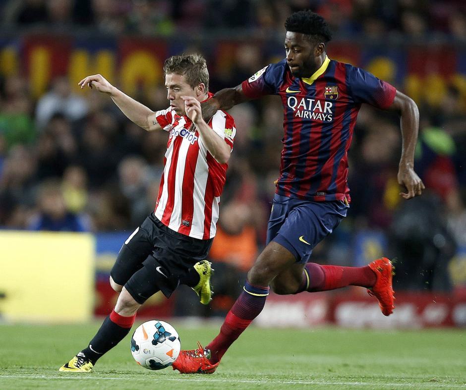 El Athletic está peleando por un puesto en la Champions mientras que el Barcelona no quiere alejarse más de la cima de la tabla. (Foto: EFE)