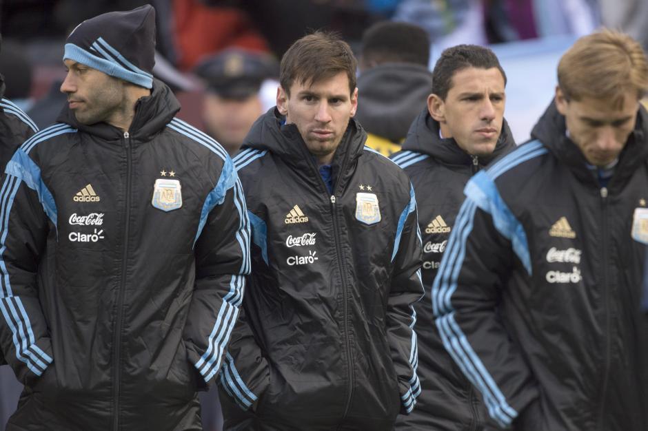 Messi es una de las figuras del Barceona y la selección de fútbol de Argentina