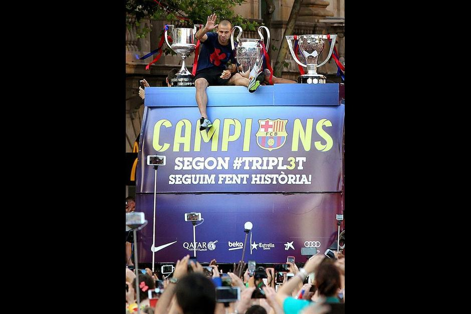 El Barcelona ha ganado 5 Champions en su historia. (Foto: Archivo/Soy502)
