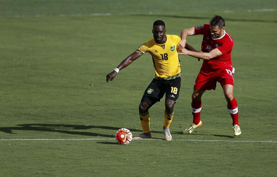 Jamaica venció 1-0 a Canadá copa oro foto