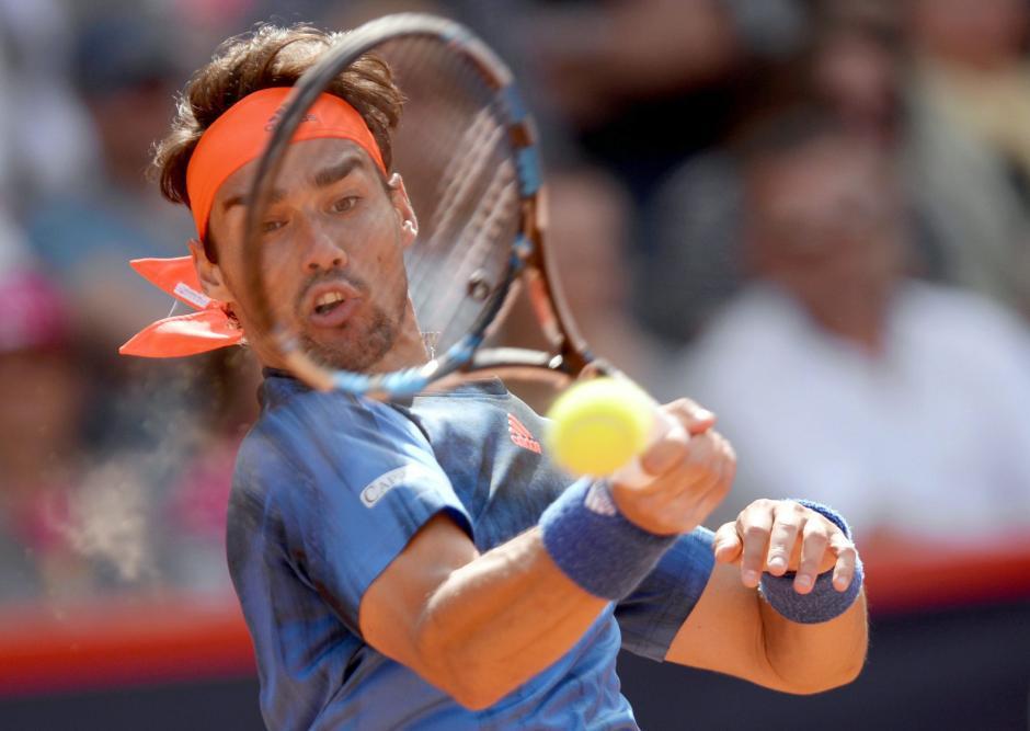Fabio Fognini había derrotado dos veces a Nadal en encuentros previos. (Foto: EFE)