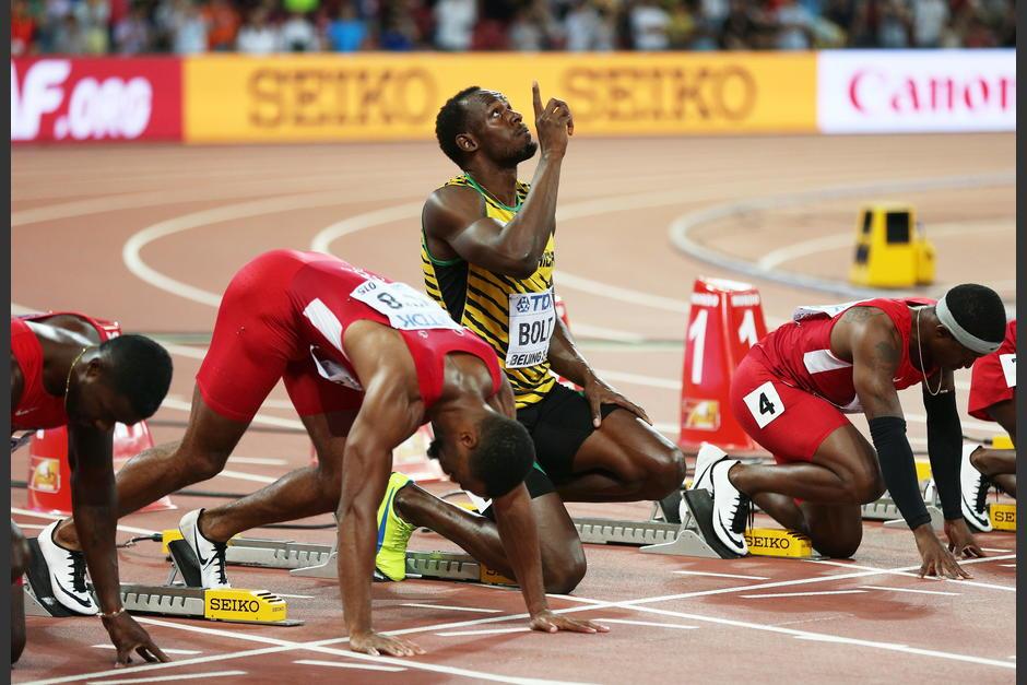 Usain Bolt foto