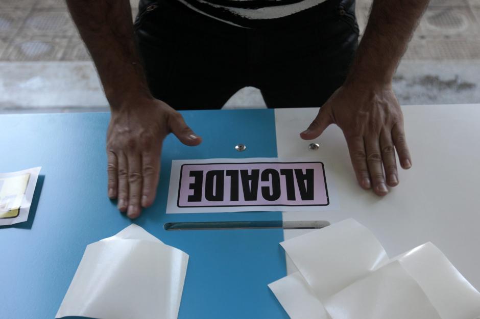 Mañana se elegirán presidente y vicepresidente para el período 2016-2020, en un proceso electoral donde también se designará a 158 diputados, 20 legisladores al Parlamento Centroamericano y 338 corporaciones municipales. (Foto: EFE/Esteban Biba)
