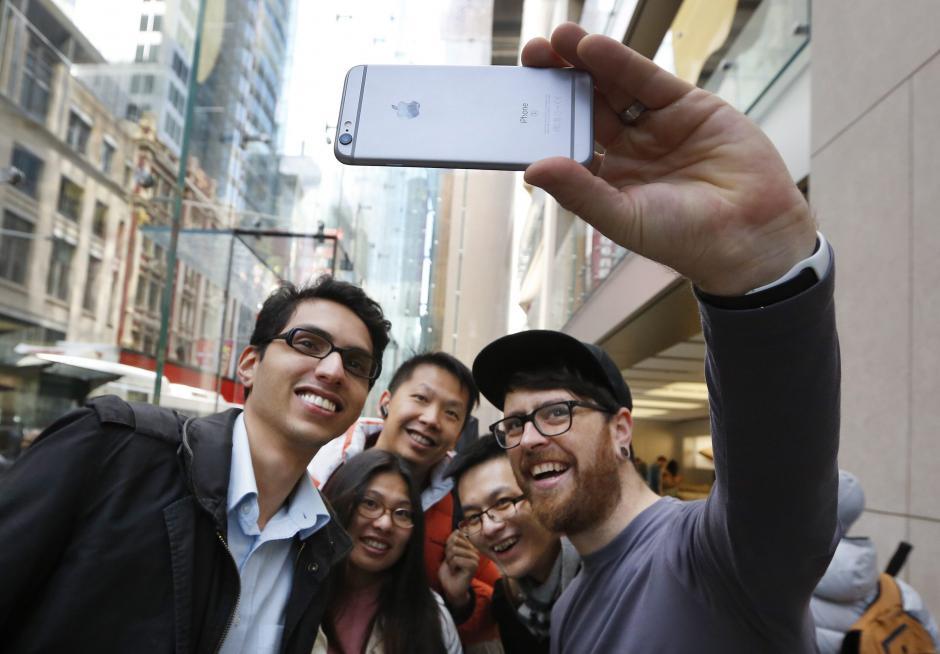 La selfies salen con la calidad de una cámara de 5 megapíxeles. (Foto: EFE)
