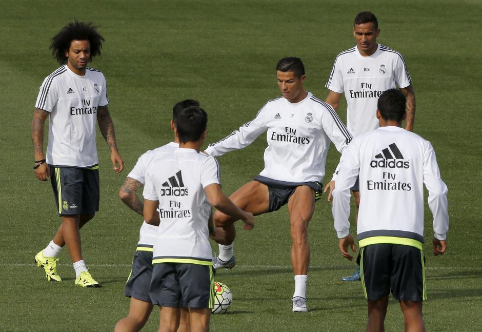 Real Madrid previo levante video