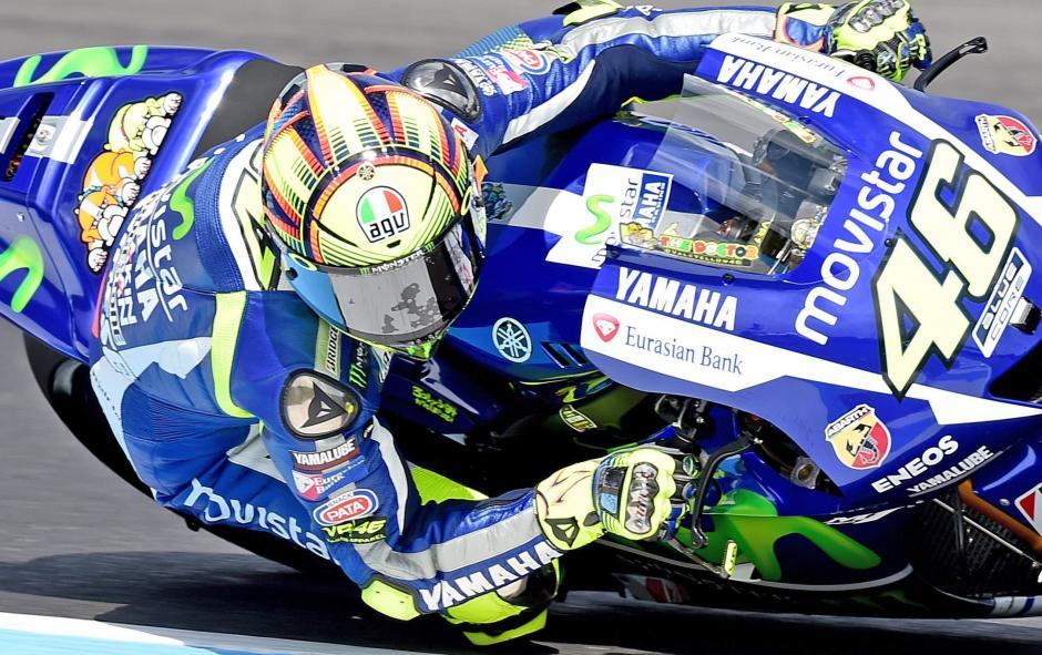 Lorenzo pudo recortar varios puntos de diferencia entre él y Rossi