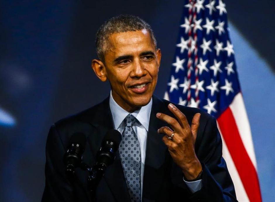 El presidente de los Estados Unidos Barack Obama dijo que el nuevo acuerdo permitirá crear más empleos. (Foto: EFE)