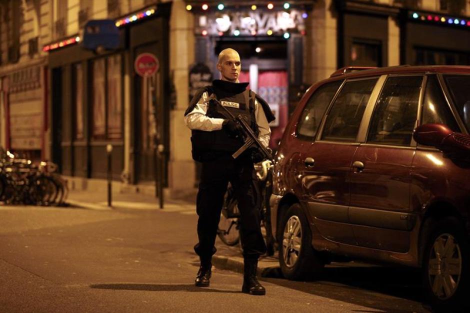 Varios atacantes con fusiles de asalto han protagonizado al menos tres tiroteos en los distritos 10 y 11 de la capital francesa. (Foto: EFE)