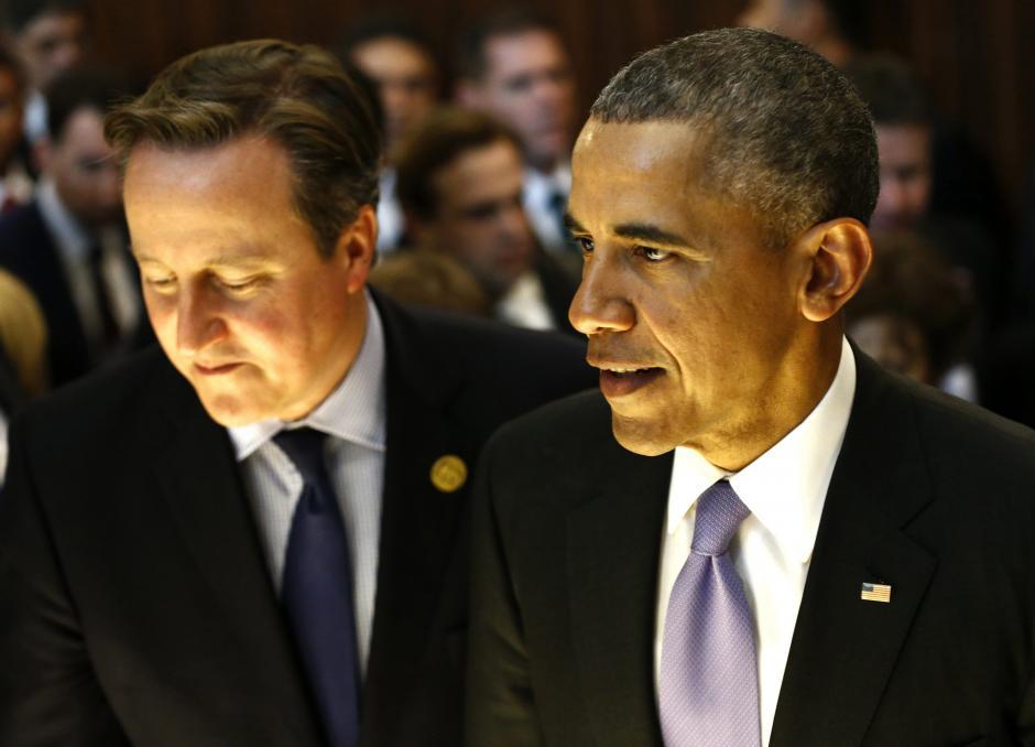 """El presidente de Estados Unidos, Barack Obama, consideró hoy que sería un """"error"""" enviar un gran contingente de tropas a Siria. (Foto: Efe)"""