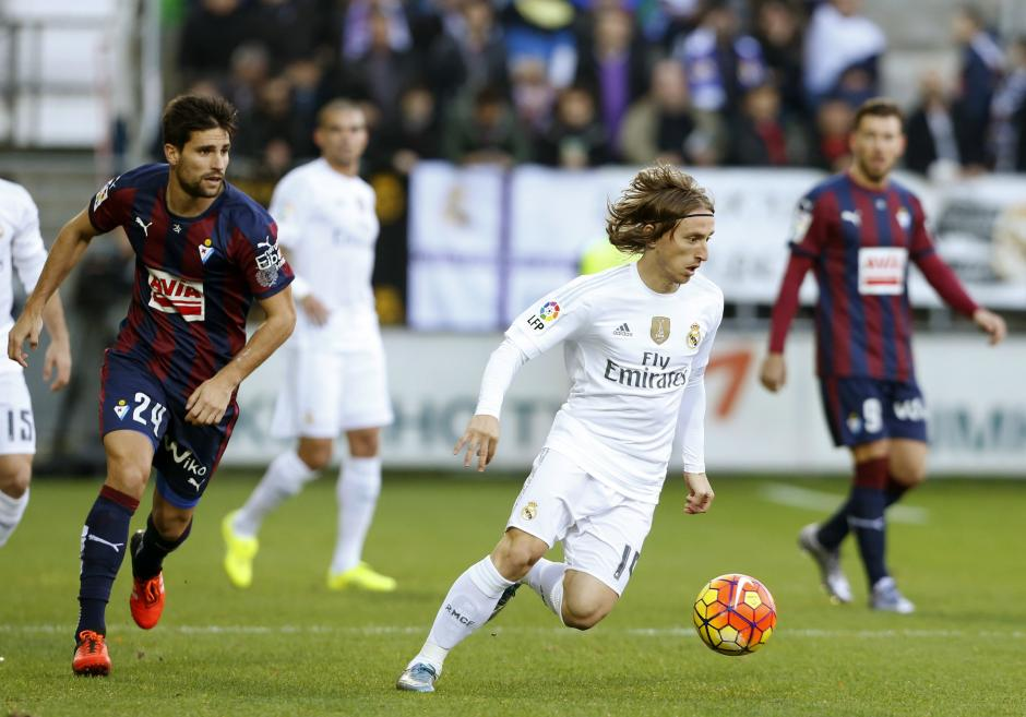 Real Madrid Eibar foto 01