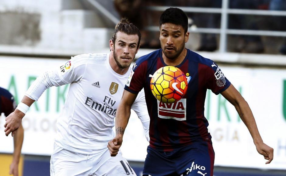 Gareth Bale, dio un buen partido y aportó un gol. (Foto: EFE)