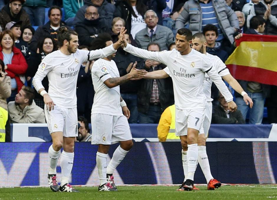 El Real Madrid jugará contra la Real Sociedad la próxima semana. (Foto: EFE/Fernando Alvarado)