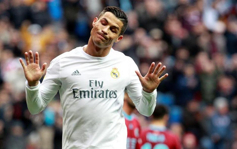 El portugués falló un penal y recibió el apoyo del Bernabéu. Después hizo doblete para el triunfo de Real Madrid. Aún así, no se salvó de los memes. (Foto: EFE)