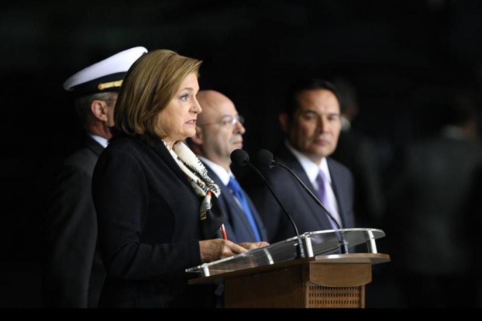 Las autoridades mexicanas resaltaron la labor que permitió la recaptura de El Chapo. (Foto: EFE)