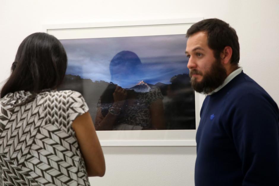 Esfotoperiodismo recoge la memoría de Centroamérica en imágenes, la muestra se exhibe en el Centro Cultural de España en Guatemala. (Foto: Esteban Biba/EFE)