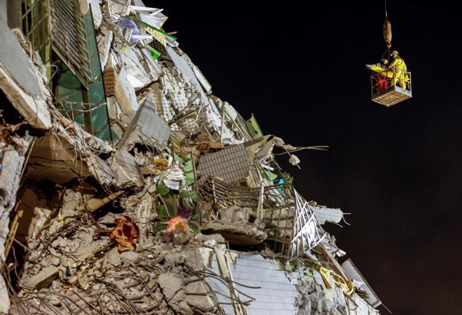 Más de 368 personas fueron rescatadas. (Foto: EFE)