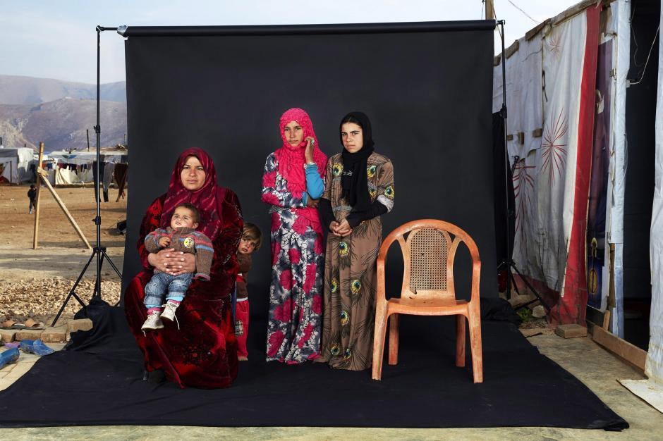Fotografía ganadora del tercer premio de la categoría de retratos de la 59 edición del World Press Photo, tomada por el fotógrafo italiano Dario Mitidieri. (Foto: EFE/Dario Mitidieri/World Press Photo)