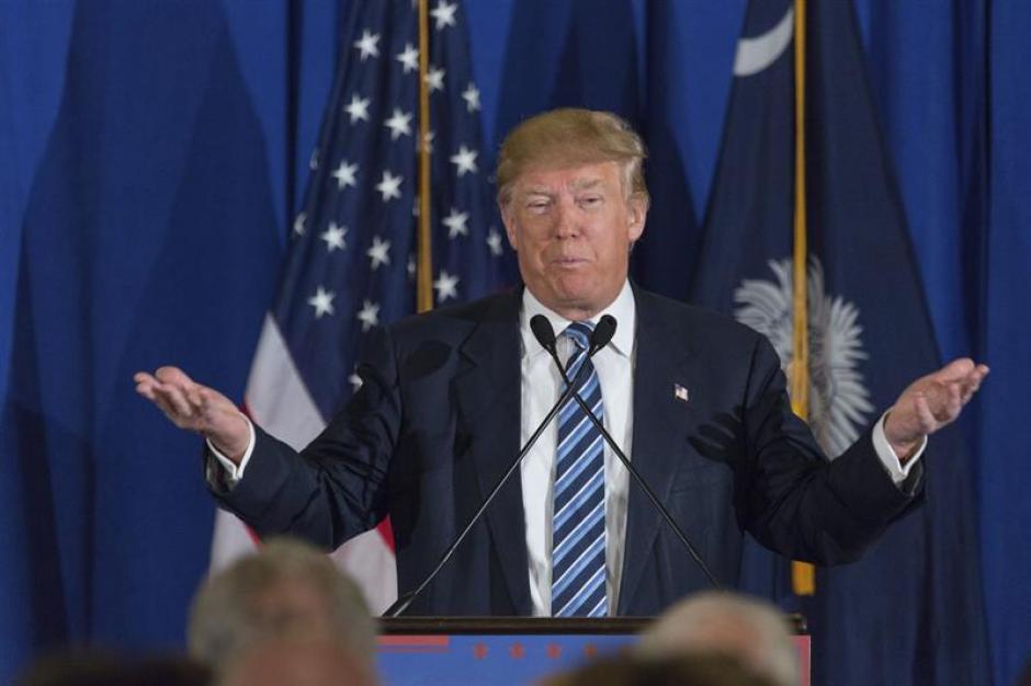 Trump ha indicado que entre sus objetivos está la construcción de más muros para evitar más migrantes. (Foto: EFE)