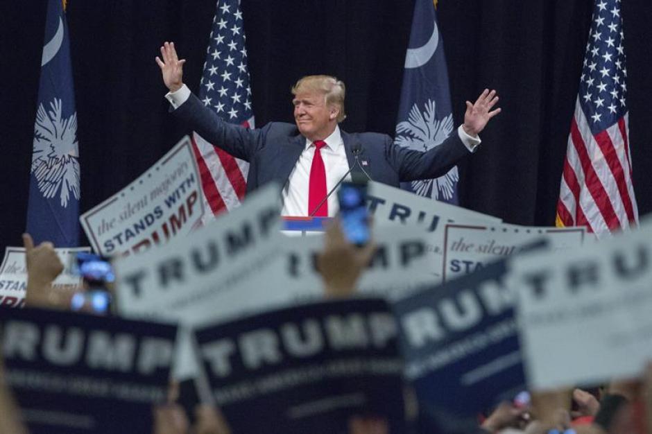 Trump ha desatado polémica por comentarios sobre migrantes. (Foto: EFE)