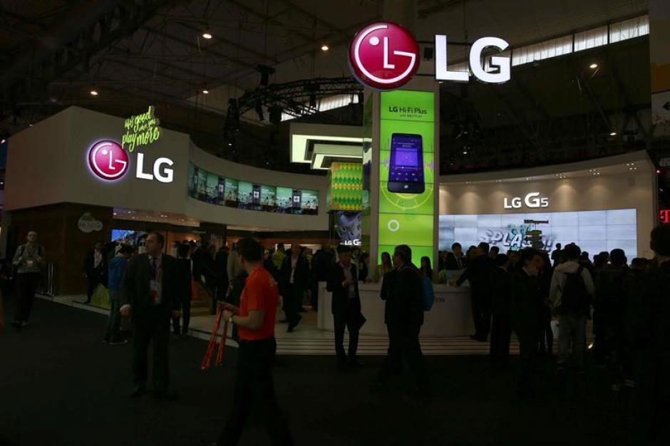 Las principales empresas de telecomunicaciones se presentan en el Congreso Mundial de Móviles. (Foto: EFE)
