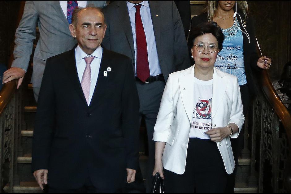 La directora de la Organización Mundial de la Salud, Margaret Chan ha emprendido una campaña contra el virus del Zika. (Foto: Archivo/Soy502)