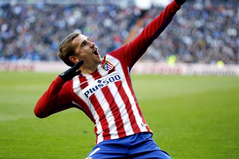El gol de Griezmann representaría la sepultura de las esperanzas del Real para ganar la Liga. (Foto: EFE)
