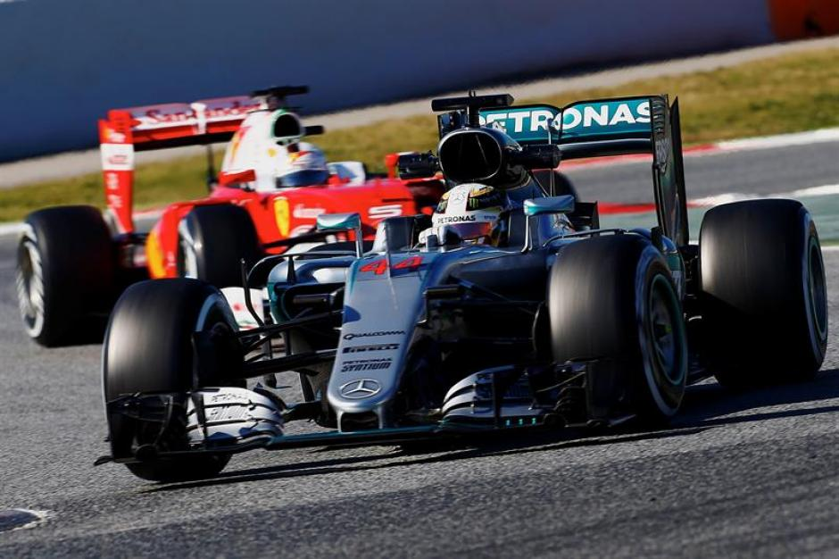 F1 Lewis Hamilton foto