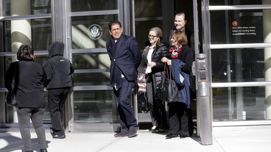 Brayan Jimenez quedó en libertad bajo fianza y arresto domiciliario. (Foto: EFE)