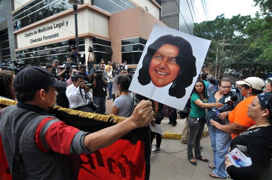 Frente al Ministerio Público de Honduras también pidieron agilizar la investigación. (Foto: EFE)