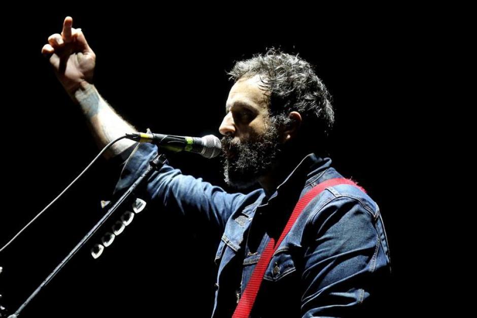 Molotov es caracterizado por sus letras irreverentes y provocadoras (Foto: Esteban Biba/EFE)