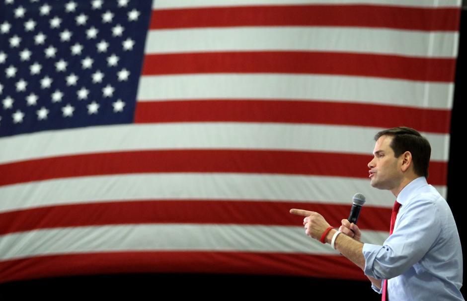 Trump y Cruz parten como los favoritos y un buen desempeño los dejaría más cómodos para entrar a las elecciones primarias de Florida. (Foto: Efe)