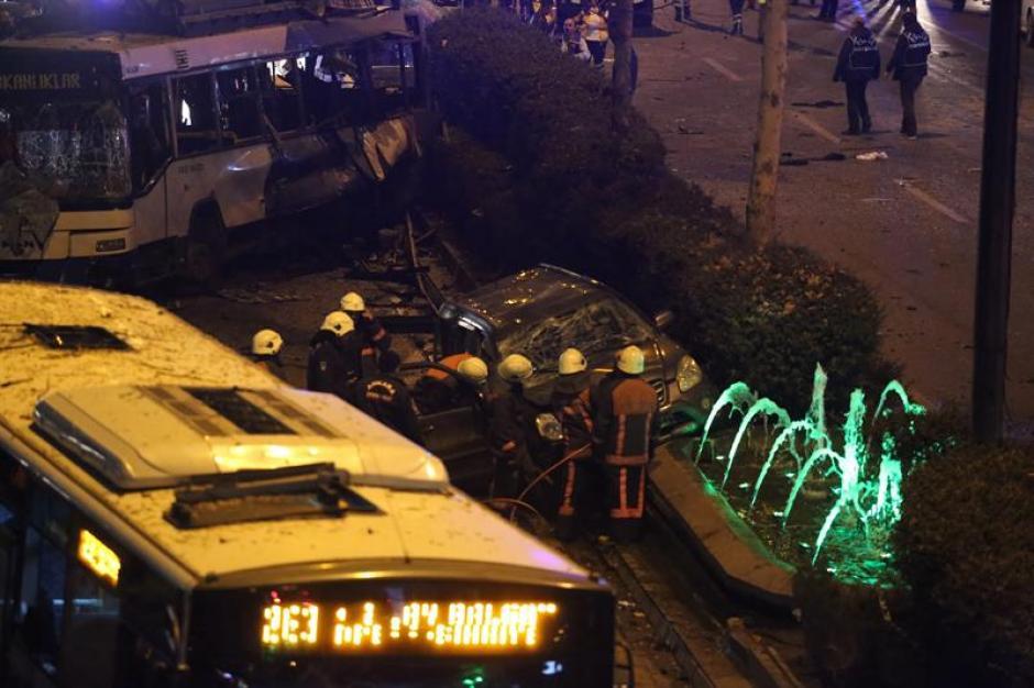 Este es el tercer atentado que deja múltiples muertos. (Foto: EFE)