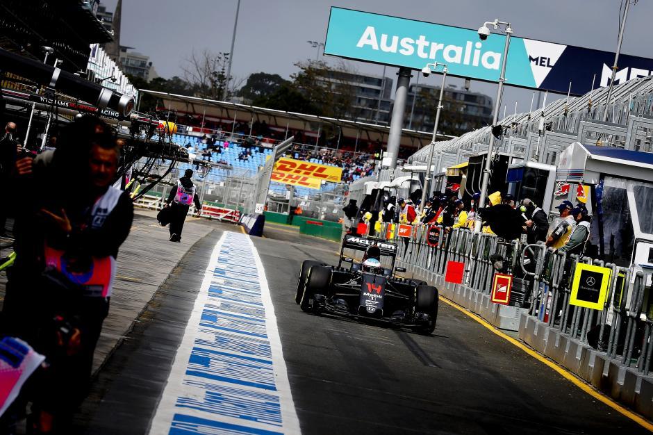 El circuito de Albert Park en Melbourne da inicio a la competición. (Foto: EFE)