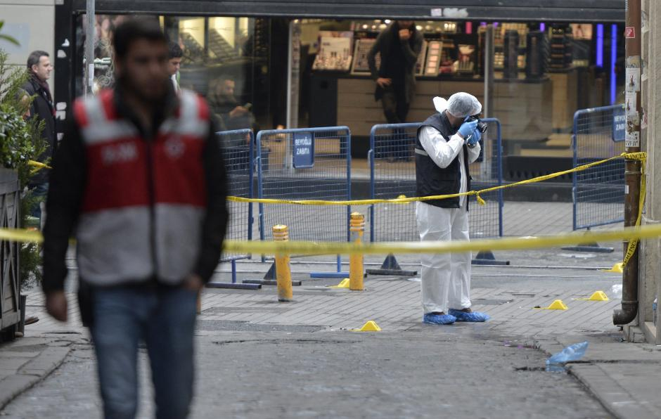 El ataque dejó cuatro turistas muertos. (Foto: EFE)