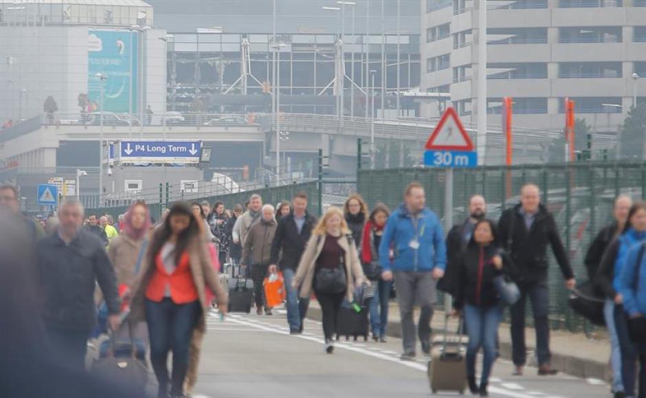 271 personas resultaron heridas en los atentados terroristas. (Foto: EFE)