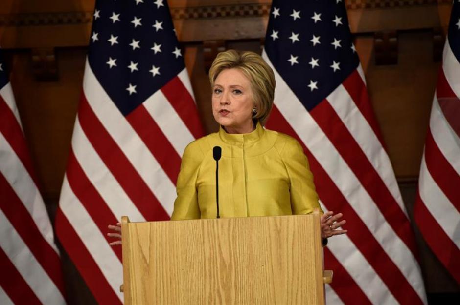 Por ahora Hillary Clinton lleva la ventaja en las primarias Demócratas. (Foto: EFE)