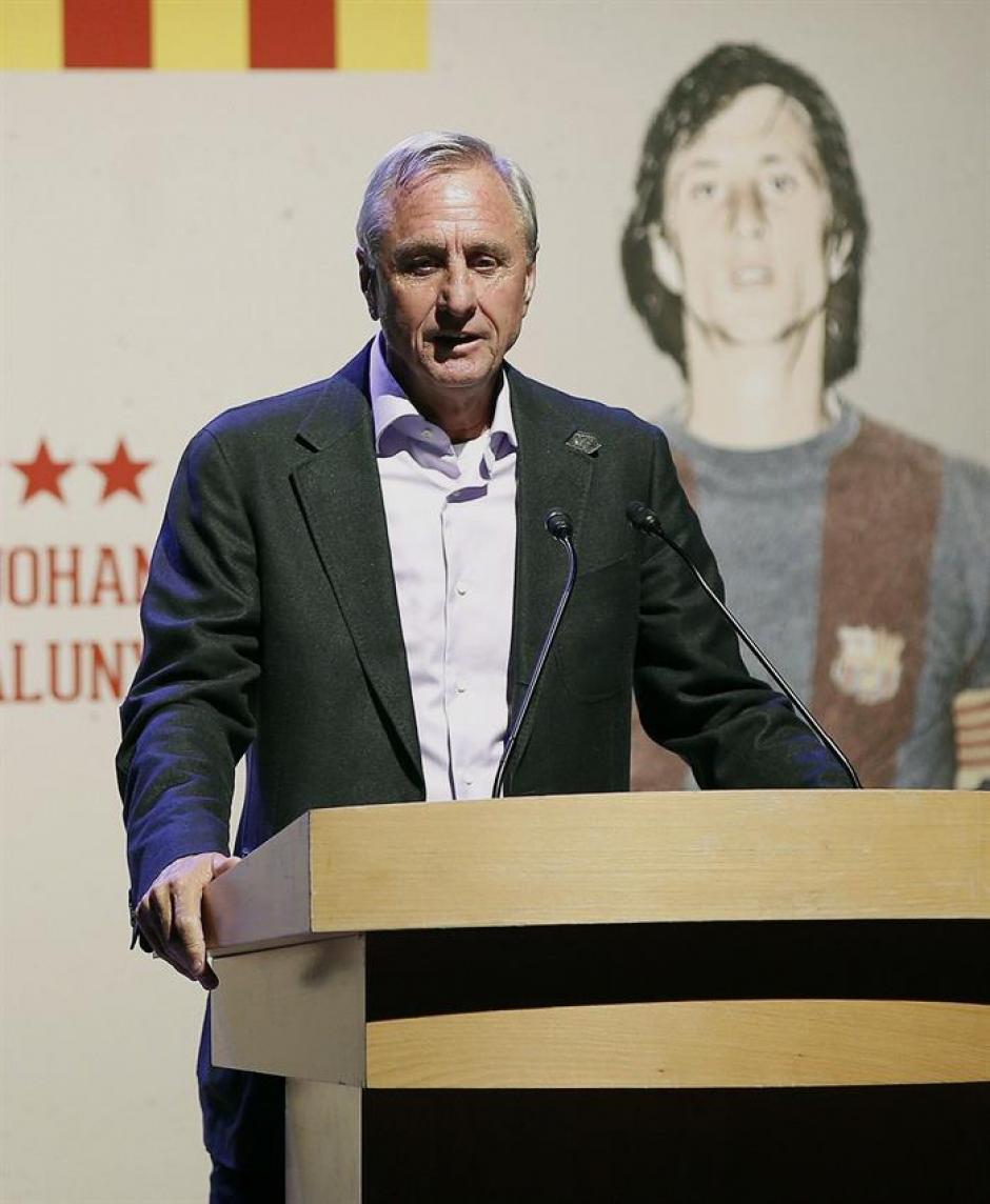 Su carrera como jugador y estratega estuvo siempre ligada al Barcelona. (Foto: EFE)