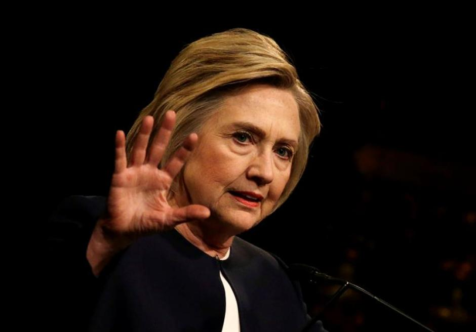 Hillary Clinton también ganó en Nueva York. (Foto: EFE)