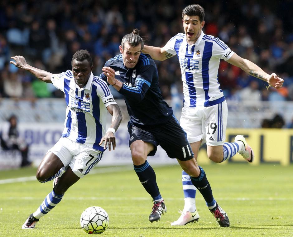 Bale tiene la batuta del equipo ante la ausencia de Cristiano Ronaldo. (Foto: EFE)