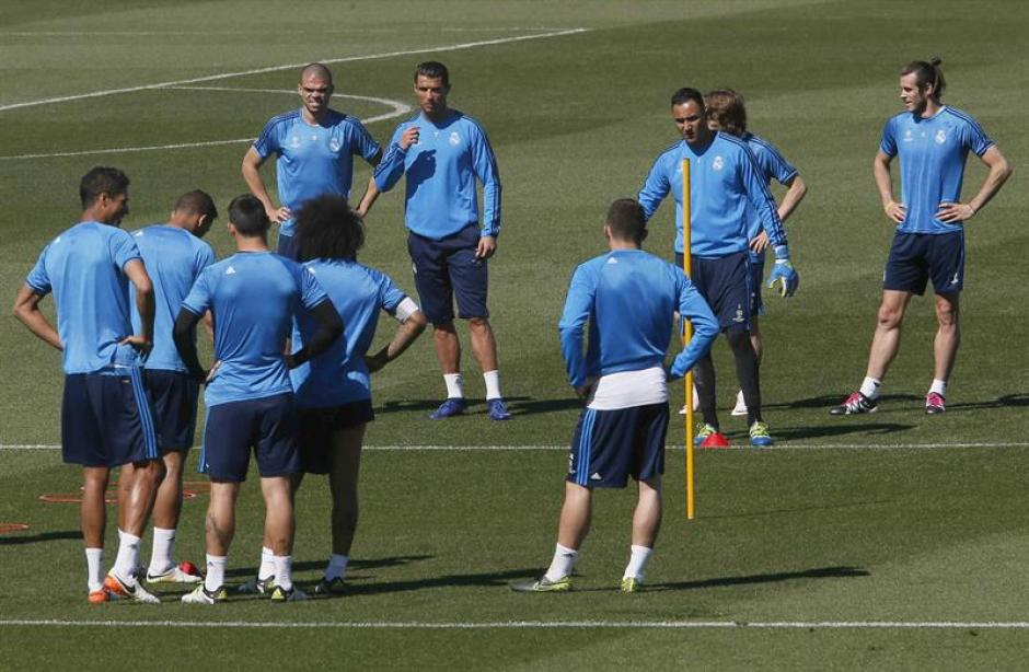 Real Madrid enfrenta el miércoles al Manchester City (Foto: EFE)