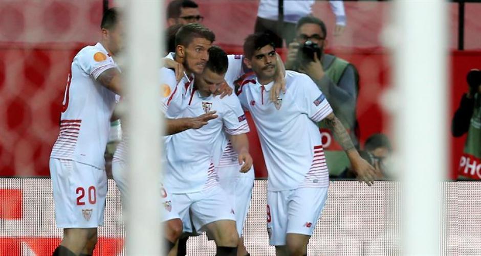 sevilla avanza final europa league 2016 foto
