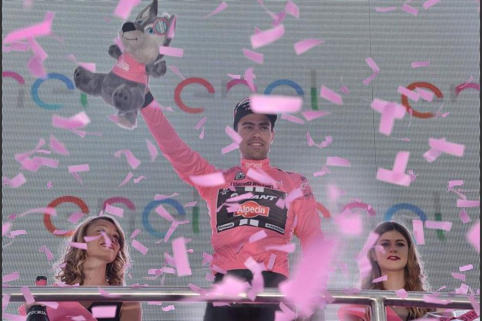Giro de italia etapa uno 2016