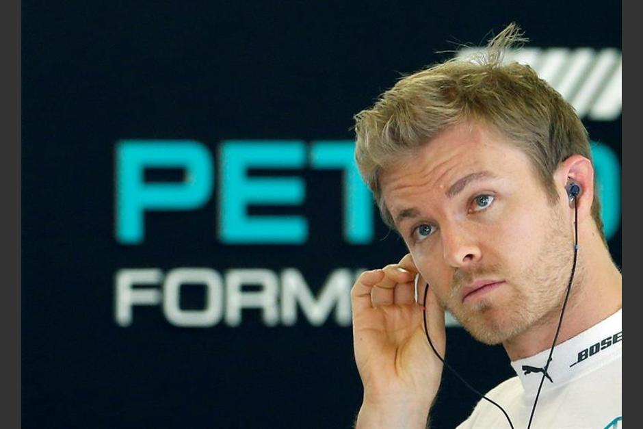 Nico Rosberg foto