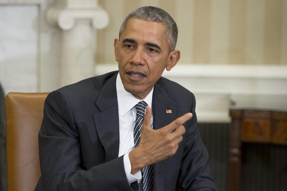 El presidente de EE.UU se reunió para discutir sobre el virus del Zika. (Foto: EFE)