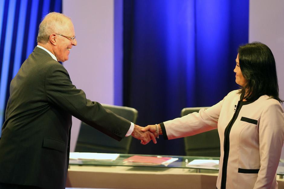 La segunda vuelta electoral se llevará a cabo el 5 de junio. (Foto: EFE)