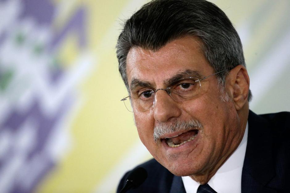 El ministro brasileño de Planificación, Romero Jucá, anunció el lunes que se apartará de su cargo. (Foto: EFE)