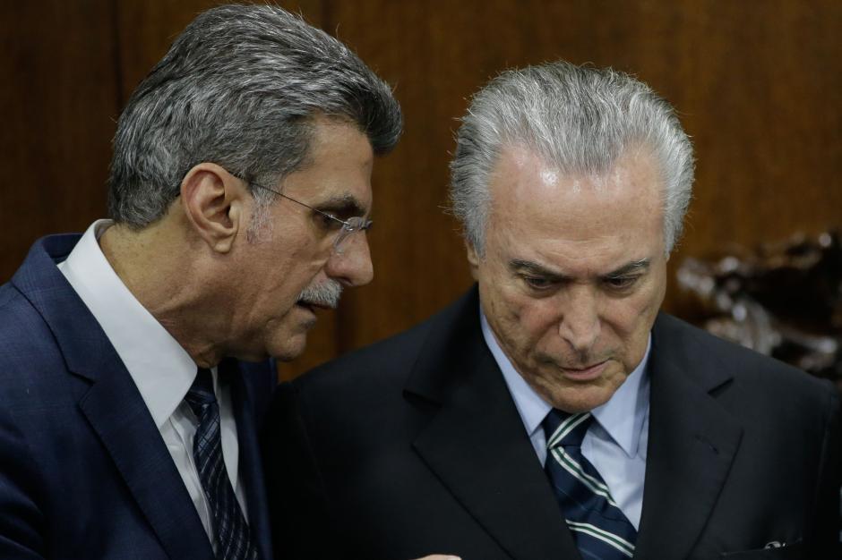 El gobierno interino de Michel Temer enfrenta su primer gran escándalo. (Foto: EFE)